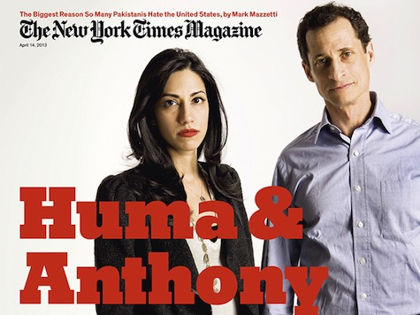 New York Times Admits Soft Coverage of Weiner