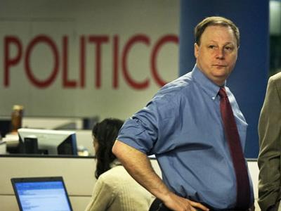 Holder Says 'Jump' Politico Asks 'How High?'