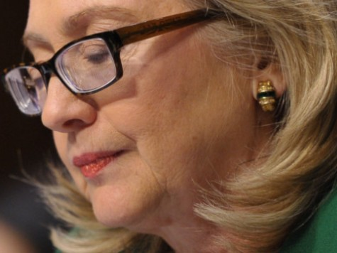 Media Fail: Hillary's Favorability Ratings Collapse