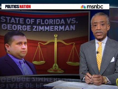 Sharpton Converts 'Politics Nation' To 'Convict Zimmerman Show'