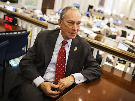 Politico: Be Afraid Of Bloomberg