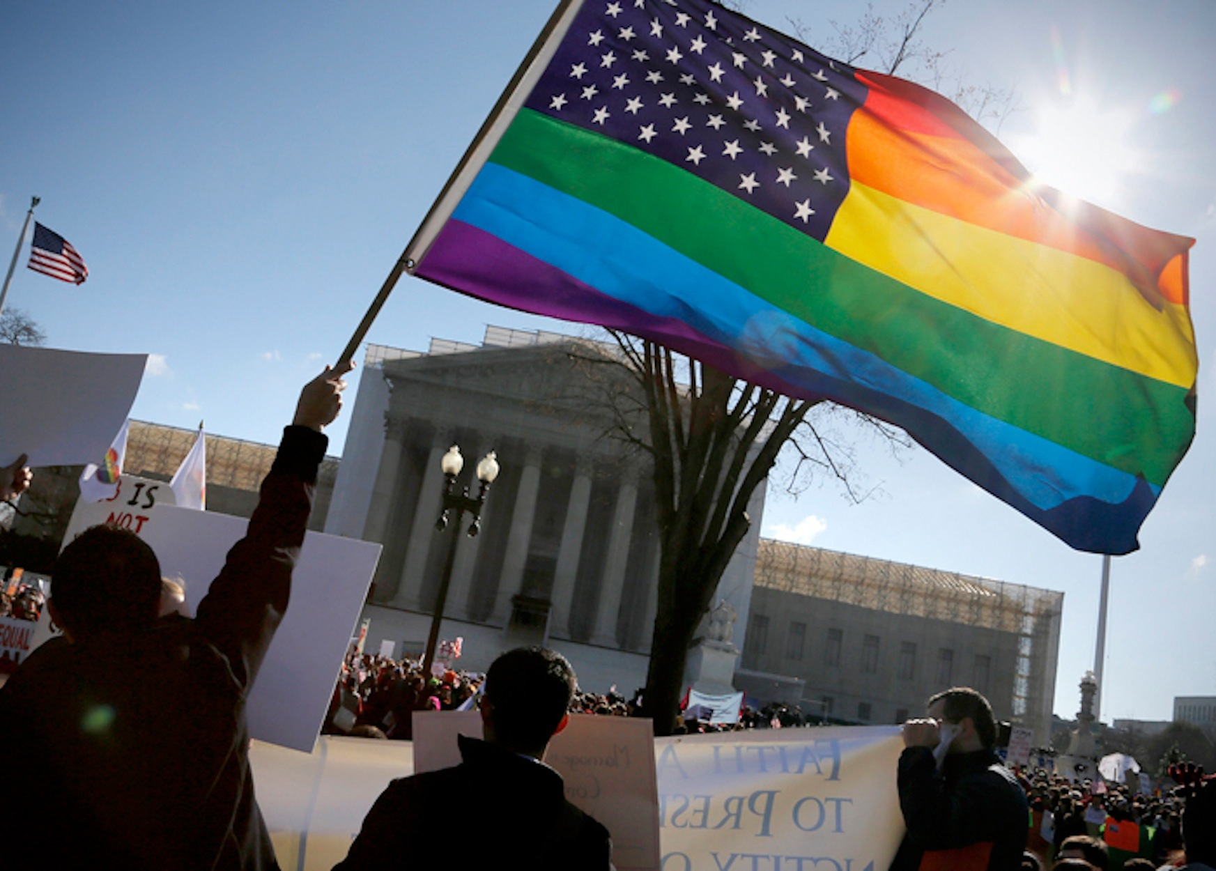 Pew Study: Media Coverage Overwhelmingly Pro-Gay Marriage
