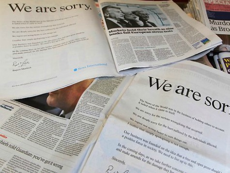 Gallup: Less Than One Fourth of Americans Trust Newspapers