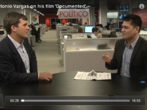 'Undocumented American': Politico Newsroom Hosts Illegal Alien