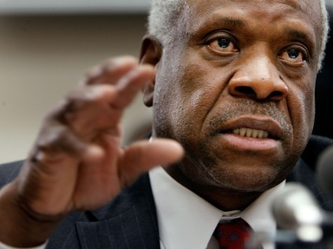 Democratic Lawmaker Hits Clarence Thomas as 'Uncle Thomas'