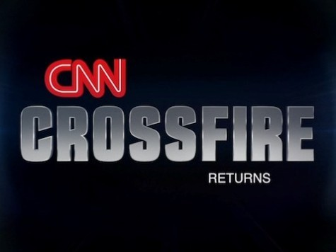 CNN Relaunches Crossfire; SE Cupp Exits MSNBC to Co-host