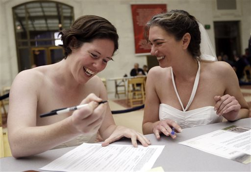Not So Fast: New Supreme Court Filing as California Jumps the Gun on Gay Marriage