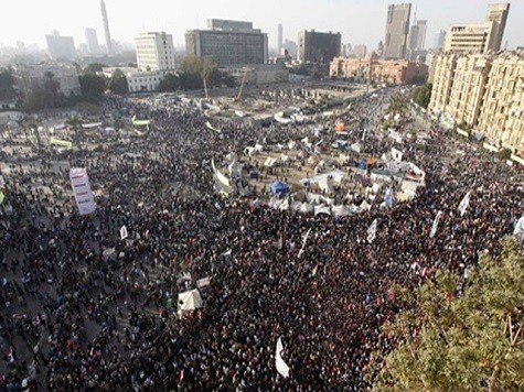 Quiet! Media Bias At Work in Egypt