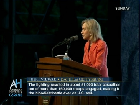 Doris Kearns Goodwin at Gettysburg: A Few Inappropriate Remarks