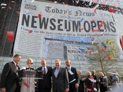 As Newseum Struggles to Cover Costs, Chiefs Earn Big Salaries