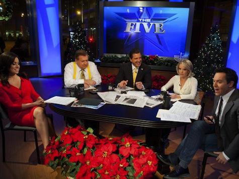 Ailes Brainchild 'The Five' Celebrates Two Year Mark