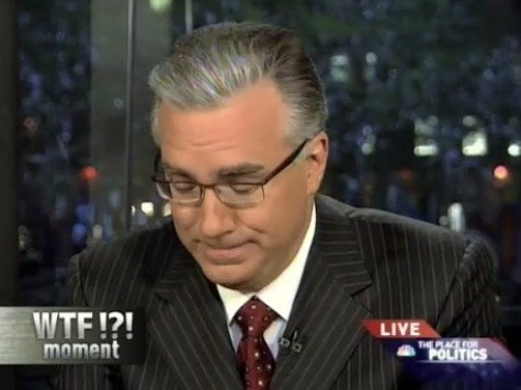 Olbermann In Talks For Late Night Talk Show