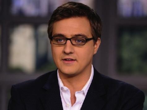 MSNBC's Chris Hayes on Zimmerman Verdict: 'Goddamit'