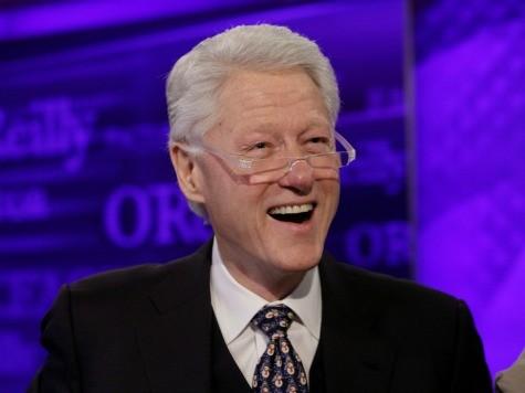 Bill Clinton: MSNBC 'Our Version Fox News'