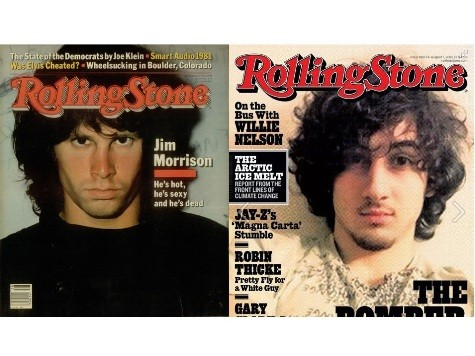 Politico: 'Nothing Wrong with Rolling Stone's Tsarnaev Cover'