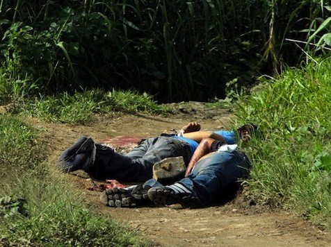 Mexican Journalist's Bullet-Riddled Body Found