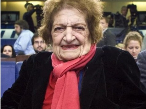 'Nobody Can Tell You Why' They Admire Helen Thomas