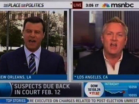 David Shuster Heads to Al Jazeera