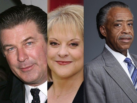 Bigotry: Al Sharpton, Nancy Grace, and Alec Baldwin Are Still On My TV