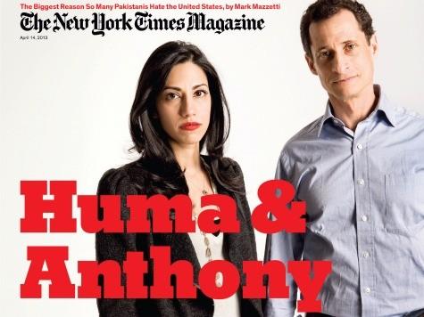 Flashback: New York Times' Weepy Ode to Weiner's Return