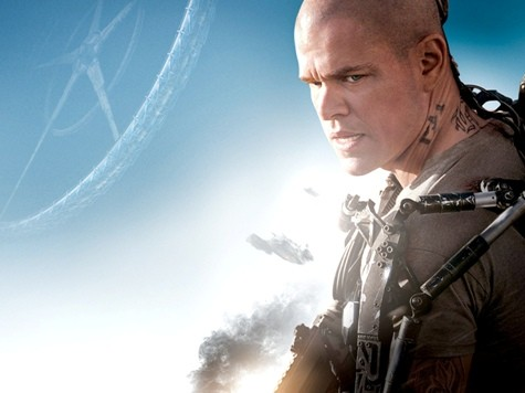 Workers Forced to Film Matt Damon's 'Elysium' In Toxic Dump