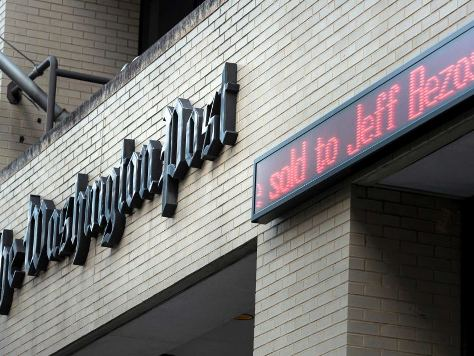 Fire Sale: Washington Post Lost 87% of Value In Ten Years