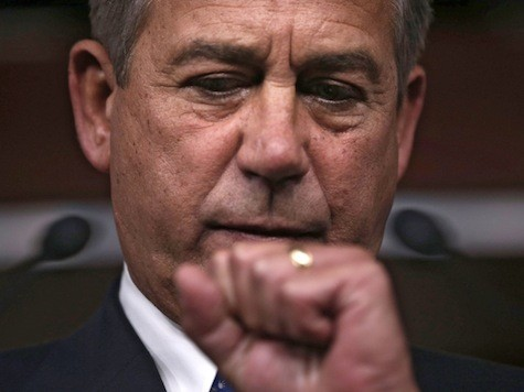 Caddell: Boehner 'Purposely Suppressing Anything About Benghazi'
