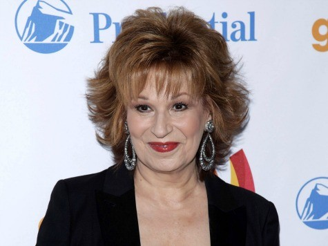 Joy Behar: 'F**k Harry Reasoner,' Barbara Walters' Former Co-Anchor