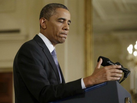 AP Reporter: Obama's Body Language Said He Didn't Want to Talk About Benghazi