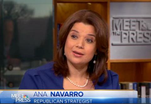 Meet Ana Navarro: Media's Latest Establishment Republican Darling