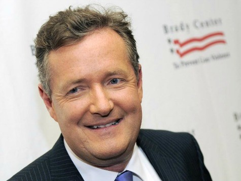 Piers Morgan's Misstatement Provides Teachable Moment in Gun Debate