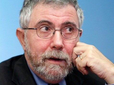 NYT's Paul Krugman Accused of Plagiarism