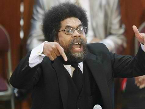 Cornel West: 'New Jim Crow' Increasing Under Obama