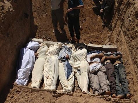 Rush: Could Al Qaeda Be Framing Assad?