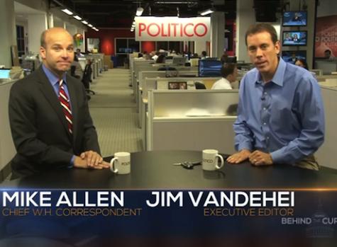 Politico's Mike Allen and Jim VandeHei: Amnesty 'Dead' Until 2017
