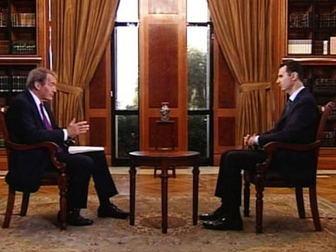 Taxpayer-Funded Propaganda? PBS to Feature Assad Interview With Rose