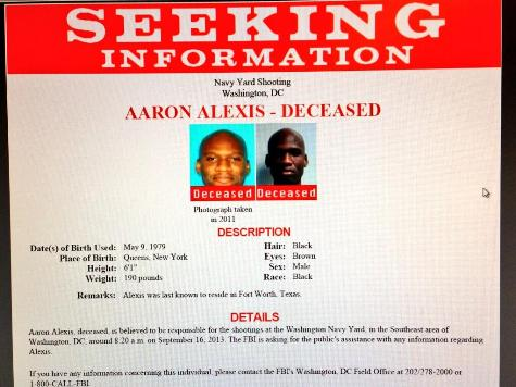 **LIVE UPDATES** FBI Rules Out Possibility of Second Navy Yard Shooter