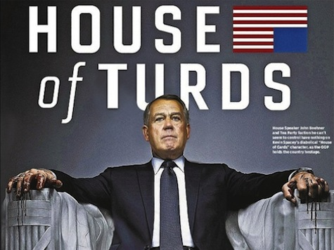 NY Daily News: GOP 'House Of Turds'