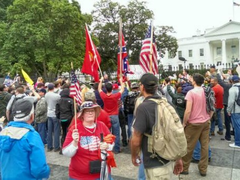 Sharpton: Cruz Responsible for Confederate Flag at Million Vet March
