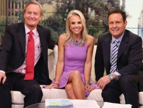 Hasselbeck Lifts 'Fox & Friends' By Double Digits