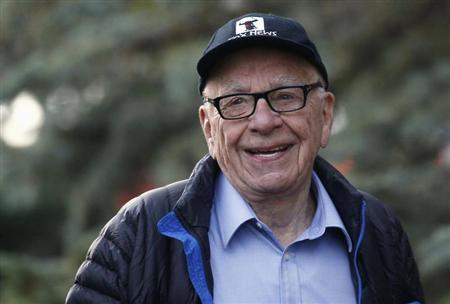 Murdoch Re-Elected Twenty-First Century Fox Chairman