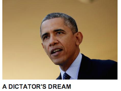 HuffPo: Obama Policy Toward Press A 'Dictator's Dream'