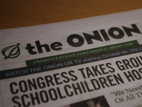 The Onion Quits Print