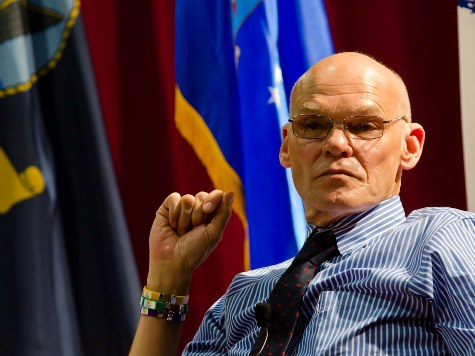 Carville's Advice to Obama: 'Take a Toke' On a 'Crack Pipe'