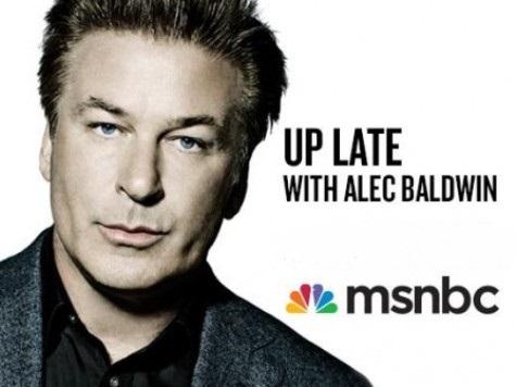 MSNBC's Alec Baldwin Changes His 'C**ksucking F*g' Story