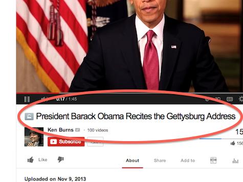 Obama's 'Godless Gettysburg Address' Still Not Identified As 'Nicolay Draft'