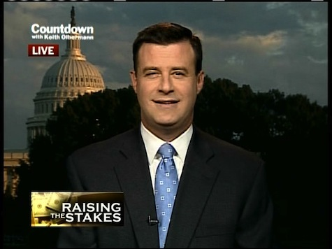 Shuster: MSNBC Suspended Me, Why Not Bashir?