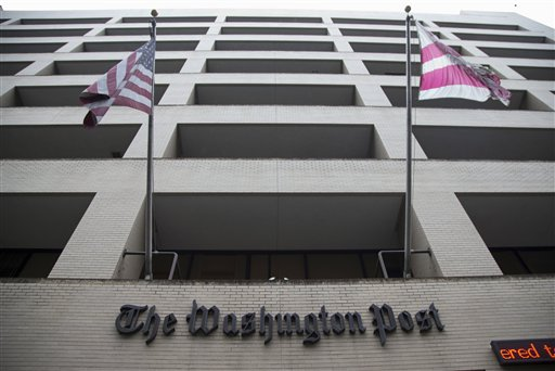 Washington Post Sells Headquarters for $159M