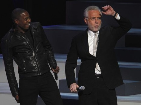 Wolf Blitzer Appears To Admit He Smokes Pot At Soul Train Awards