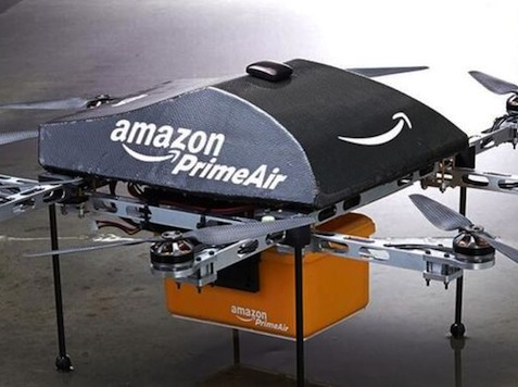 Media Duped By Amazon's Spectacular Drone Ploy